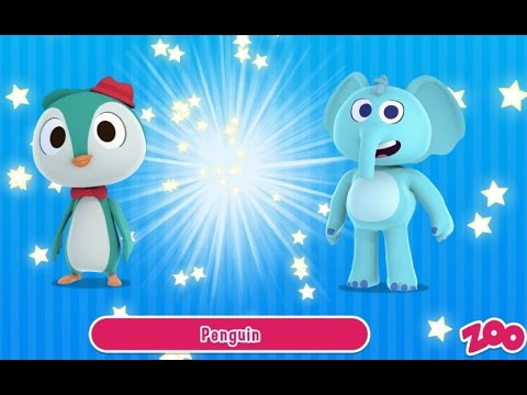 Zoo Games – Kids learn Animals, Funny teaching Animals with Sound, Education App for Children