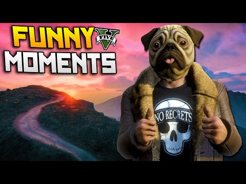 GTA 5 Funny Moments – Crazy Farm Animals & New Vehicles!