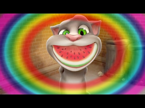 Talking Tom and Friends ? Colors Reaction Compilation Cat and Dog Animals ⚡ Funny Videos 2017