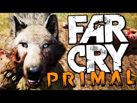 HUNTING AND TAMING WILD ANIMALS – Far Cry Primal Gameplay Funny Moments