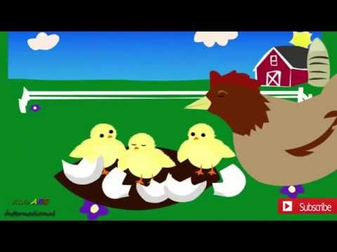 Funny Farm Animals for child ( nursery )