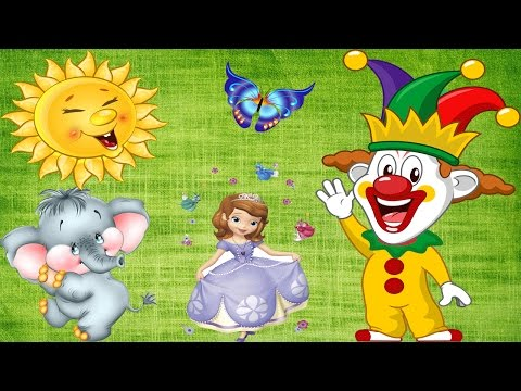 Funny Animals Dancing for Kids | Wild animals Dance Sounds | Lion, Elephant, Rats & More